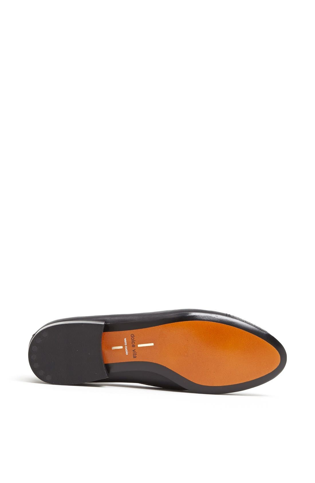 Alternate Image 4  - Dolce Vita Loafer Flat