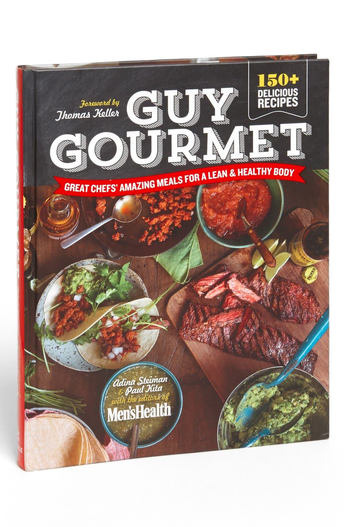 Alternate Image 1 Selected - 'Guy Gourmet' Cookbook
