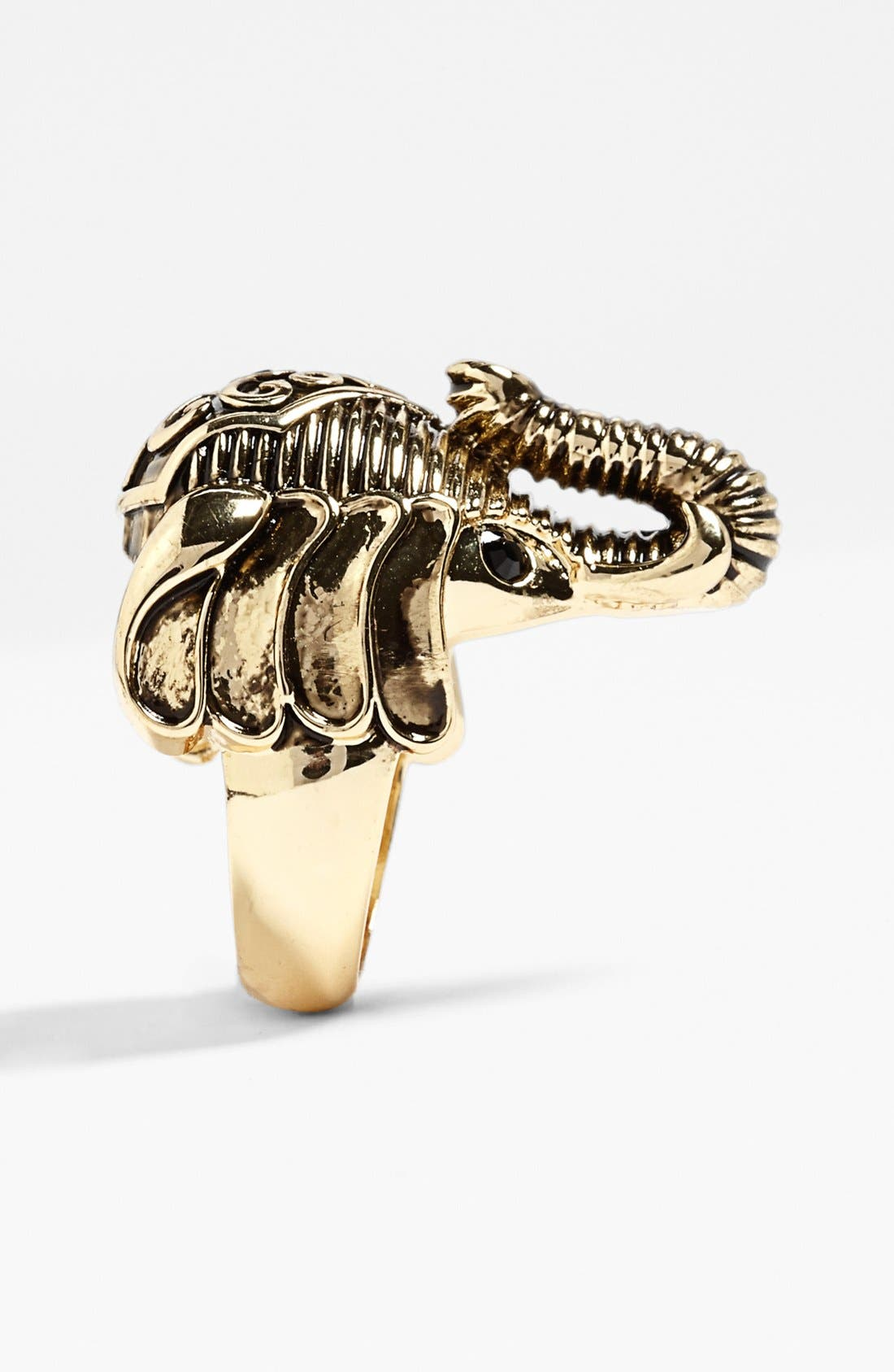 Alternate Image 2  - Ariella Collection 'Critters' Elephant Ring (Nordstrom Exclusive)