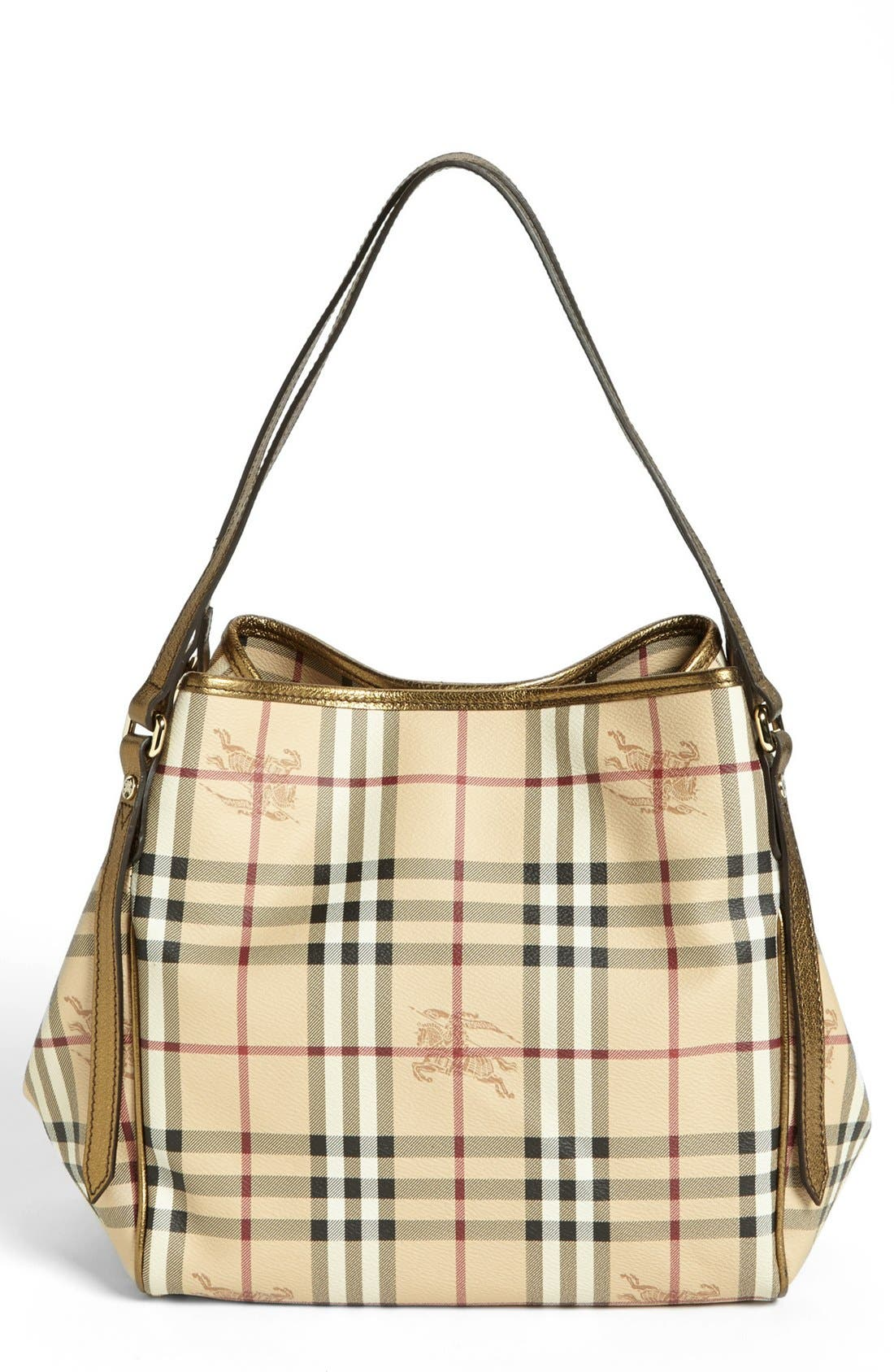 Main Image - Burberry 'Small Canterbury' Shoulder Tote