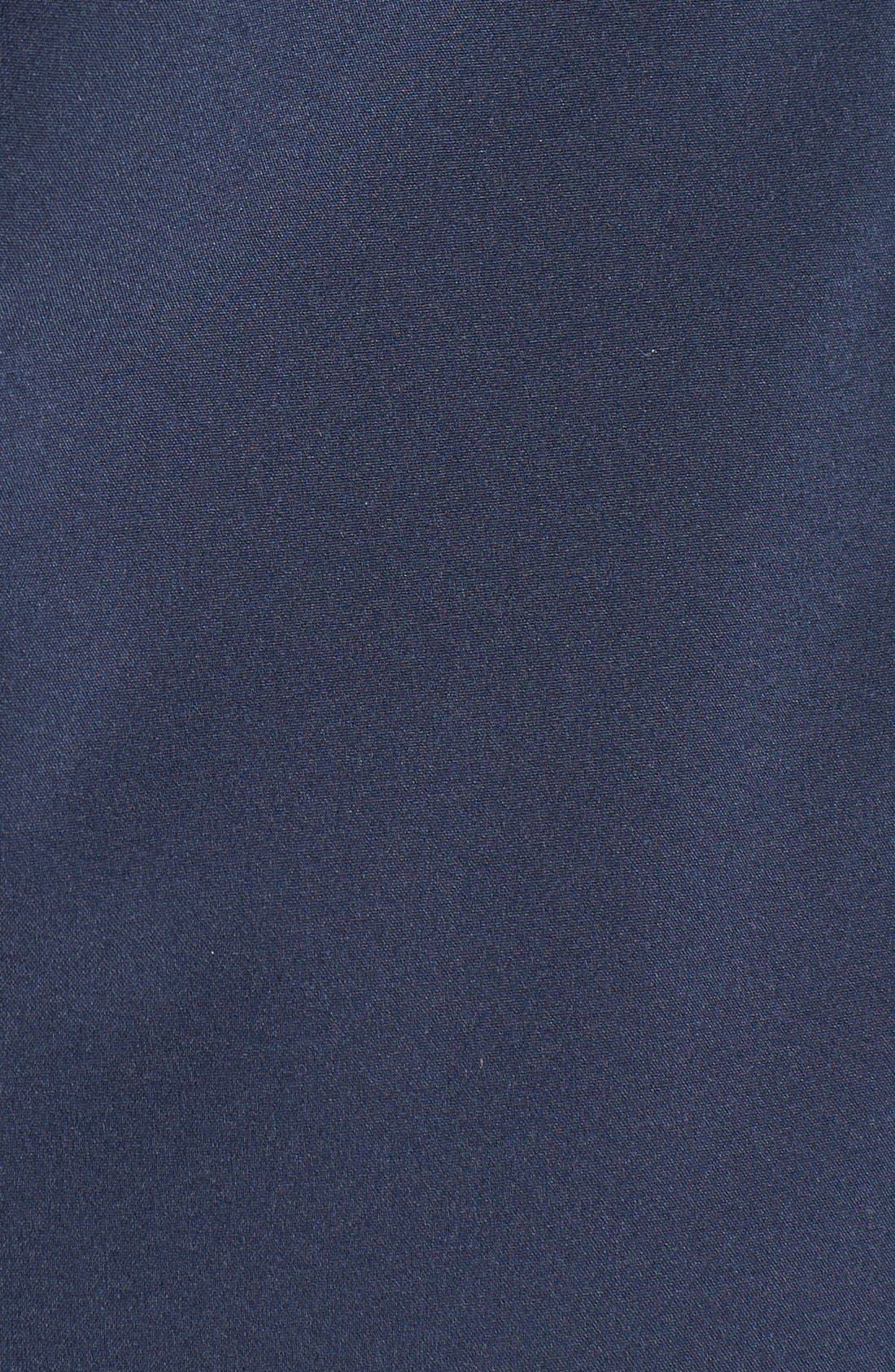 Alternate Image 3  - MICHAEL Michael Kors Faux Leather Trim Soft Shell Jacket (Regular & Petite)