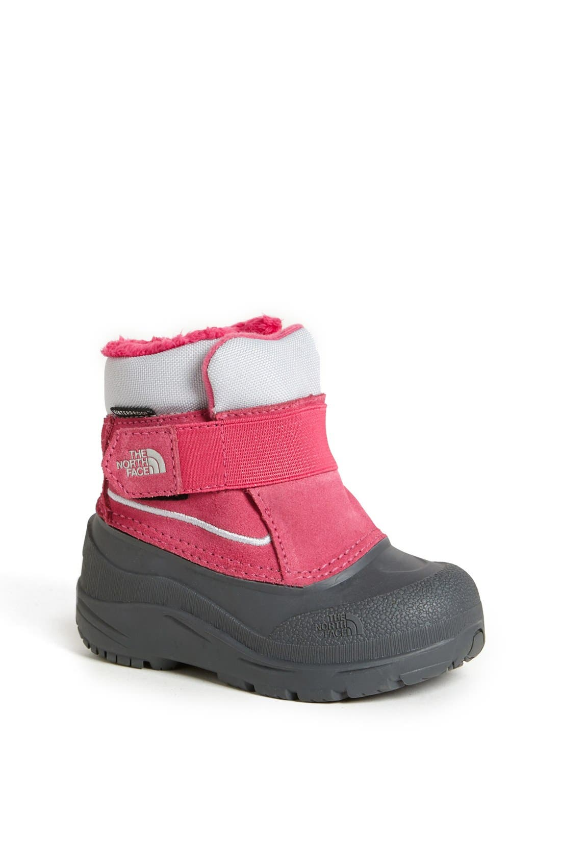 Main Image - The North Face 'Powder Hound' Waterproof Snow Boot (Walker & Toddler)