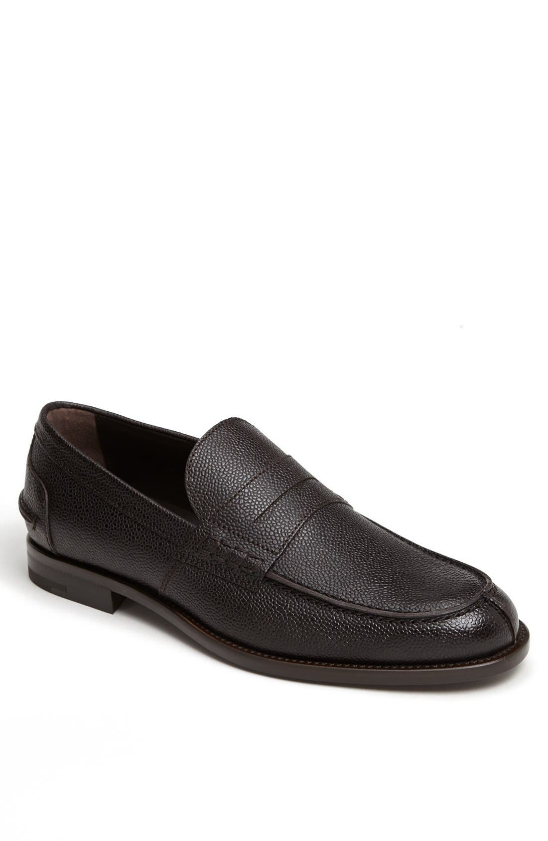 Alternate Image 1 Selected - Ermenegildo Zegna 'College' Penny Loafer