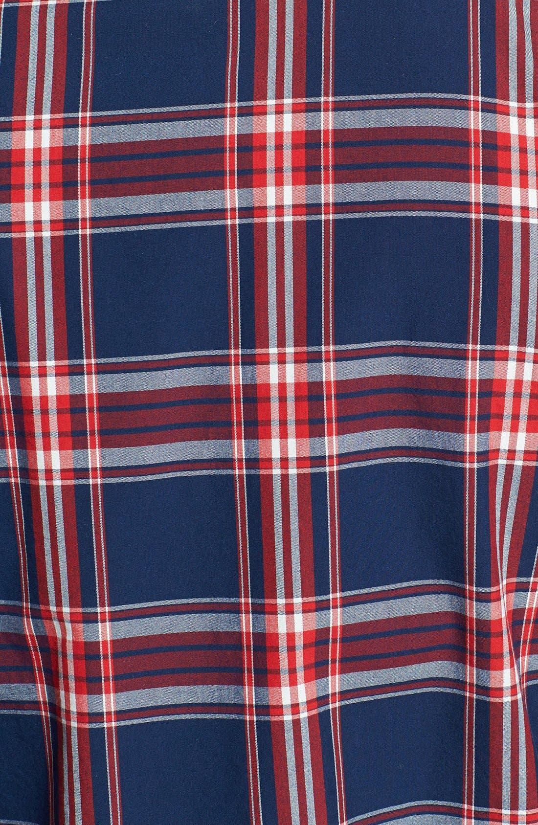 Alternate Image 3  - Bonobos 'Dalton' Standard Fit Plaid Shirt