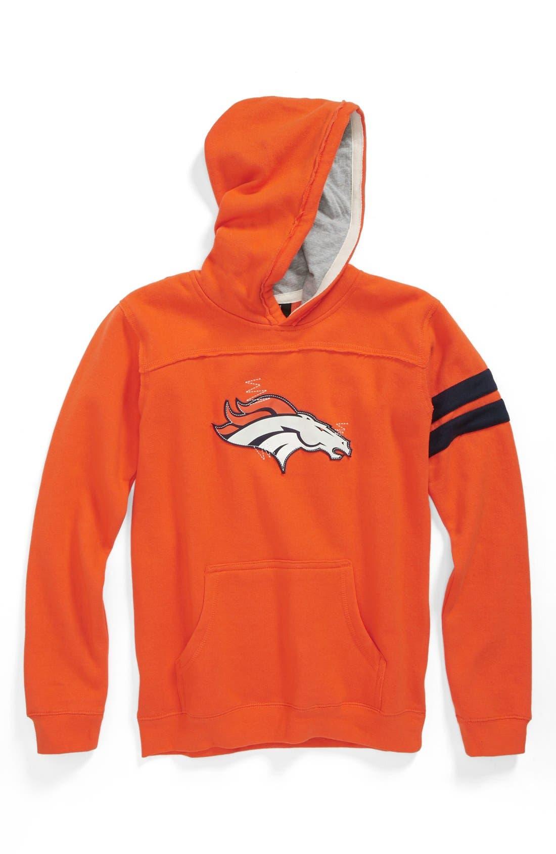 Alternate Image 1 Selected - Outerstuff 'Denver Broncos' Hoodie (Big Boys)