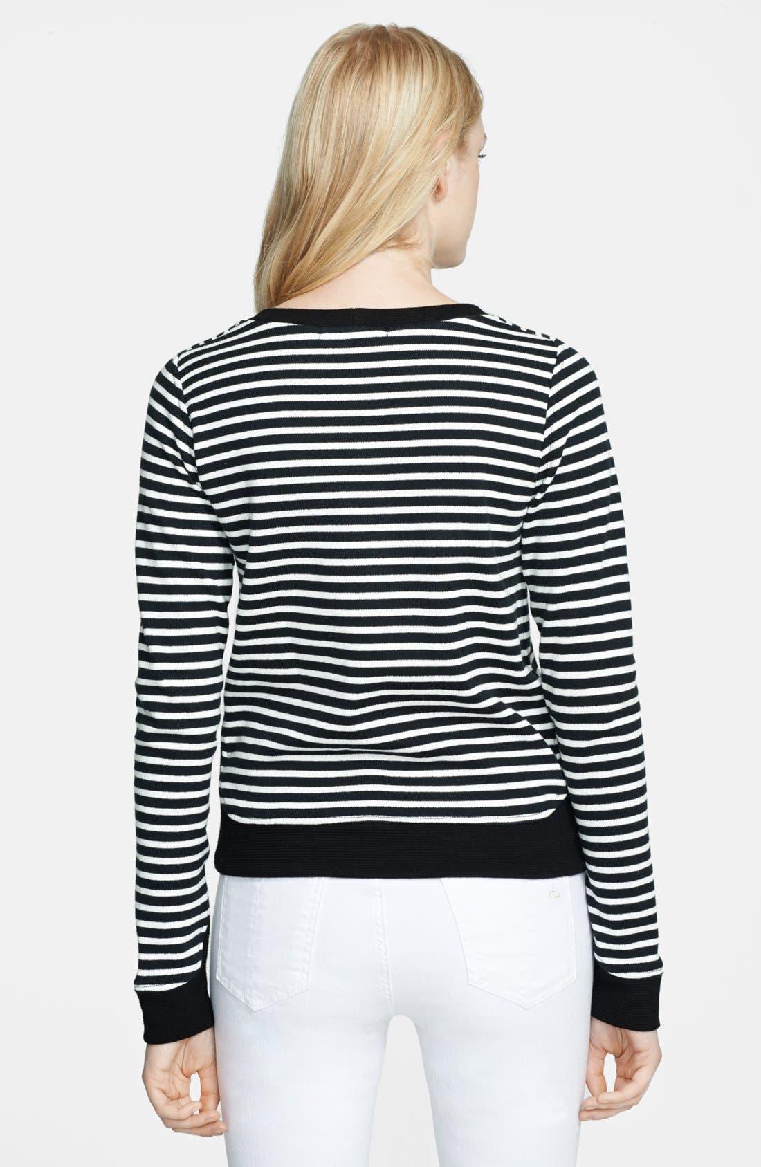 Alternate Image 2  - Whetherly 'Liam' Stripe Knit Sweater