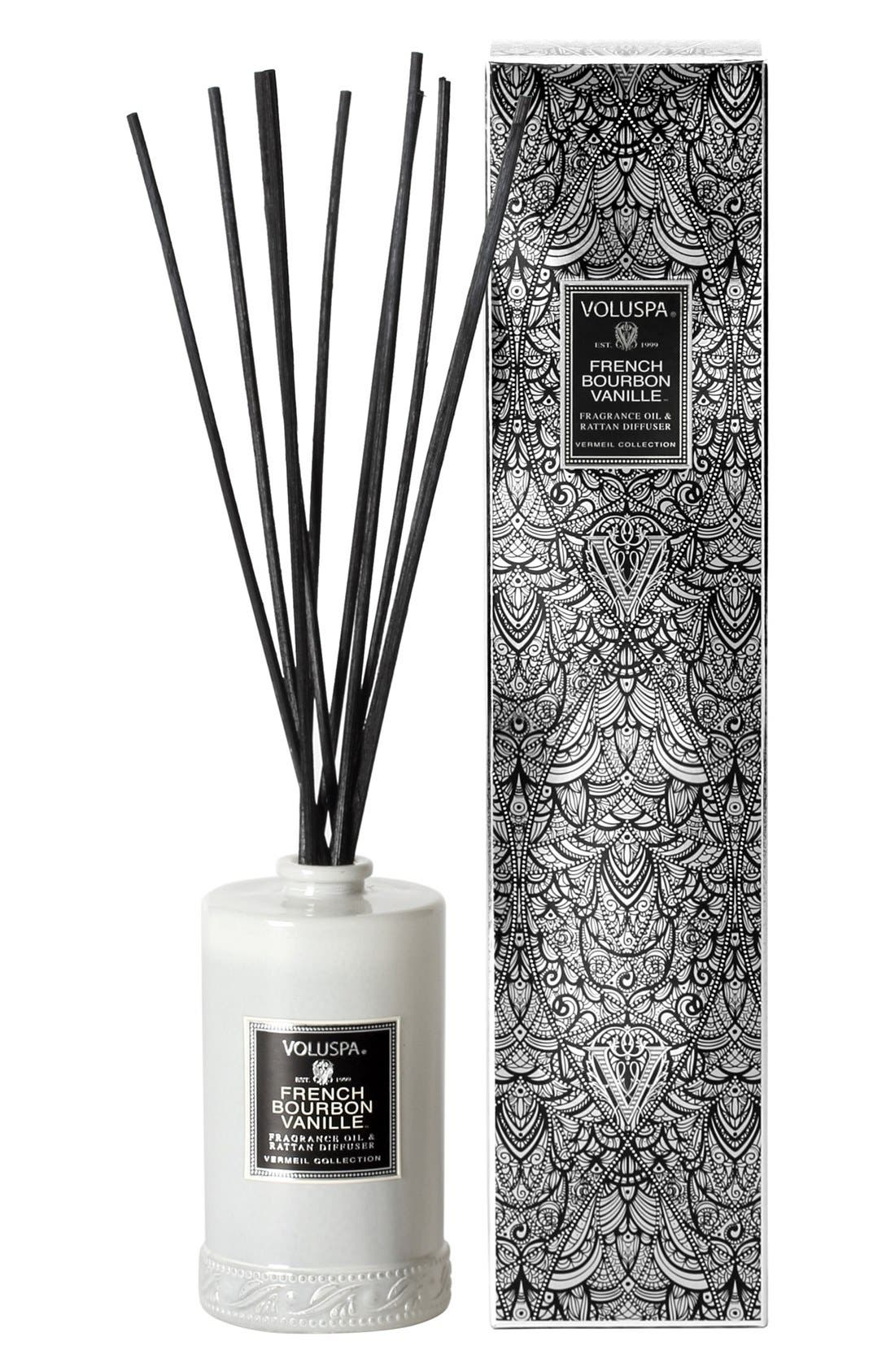 Alternate Image 2  - Voluspa 'Vermeil - French Bourbon Vanille' Reed Diffuser