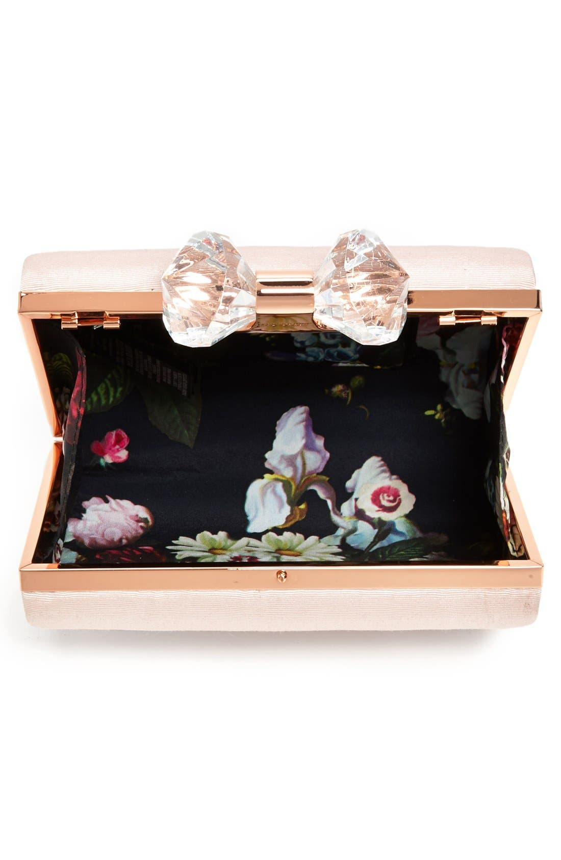 Alternate Image 3  - Ted Baker London 'Holiday - Crystal' Frame Clutch