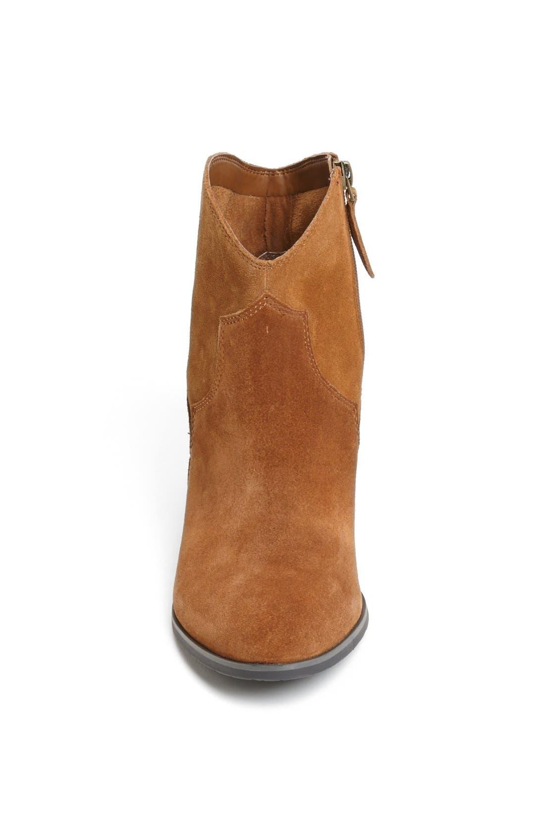 Alternate Image 3  - Franco Sarto 'Hutch' Leather Bootie
