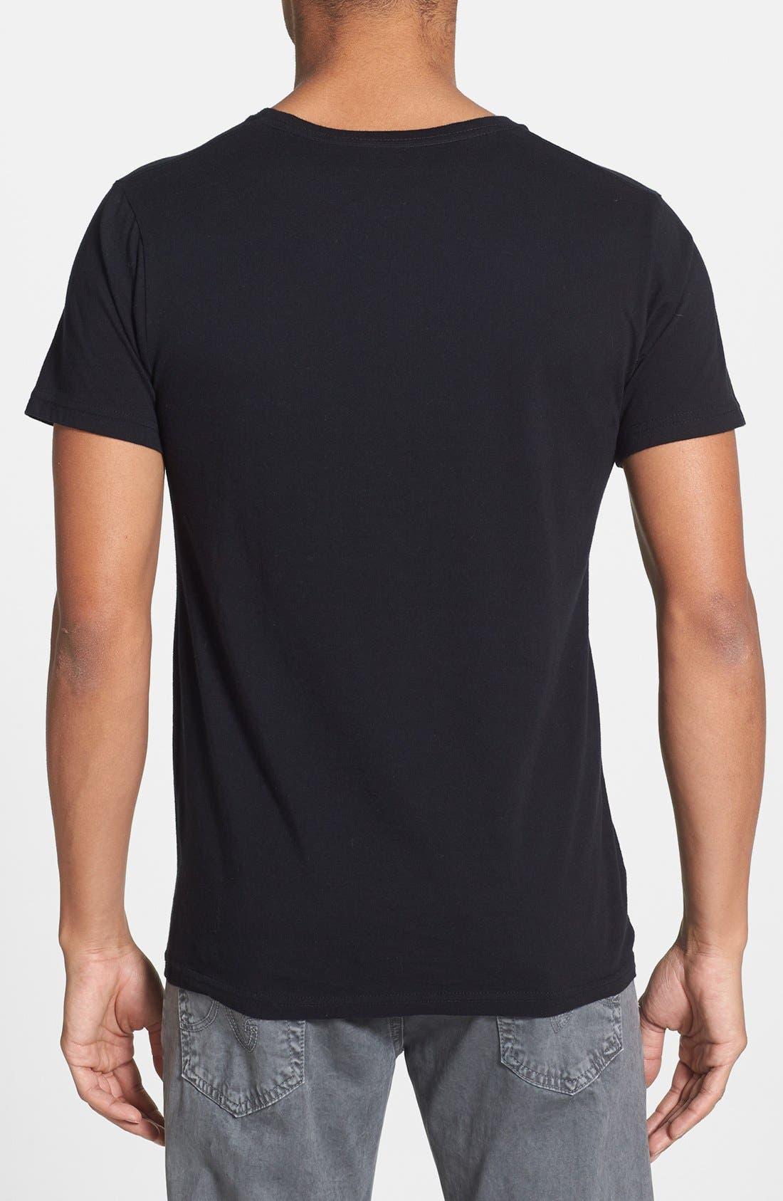 Alternate Image 2  - Retro Brand 'Oregon State Beavers' Graphic T-Shirt