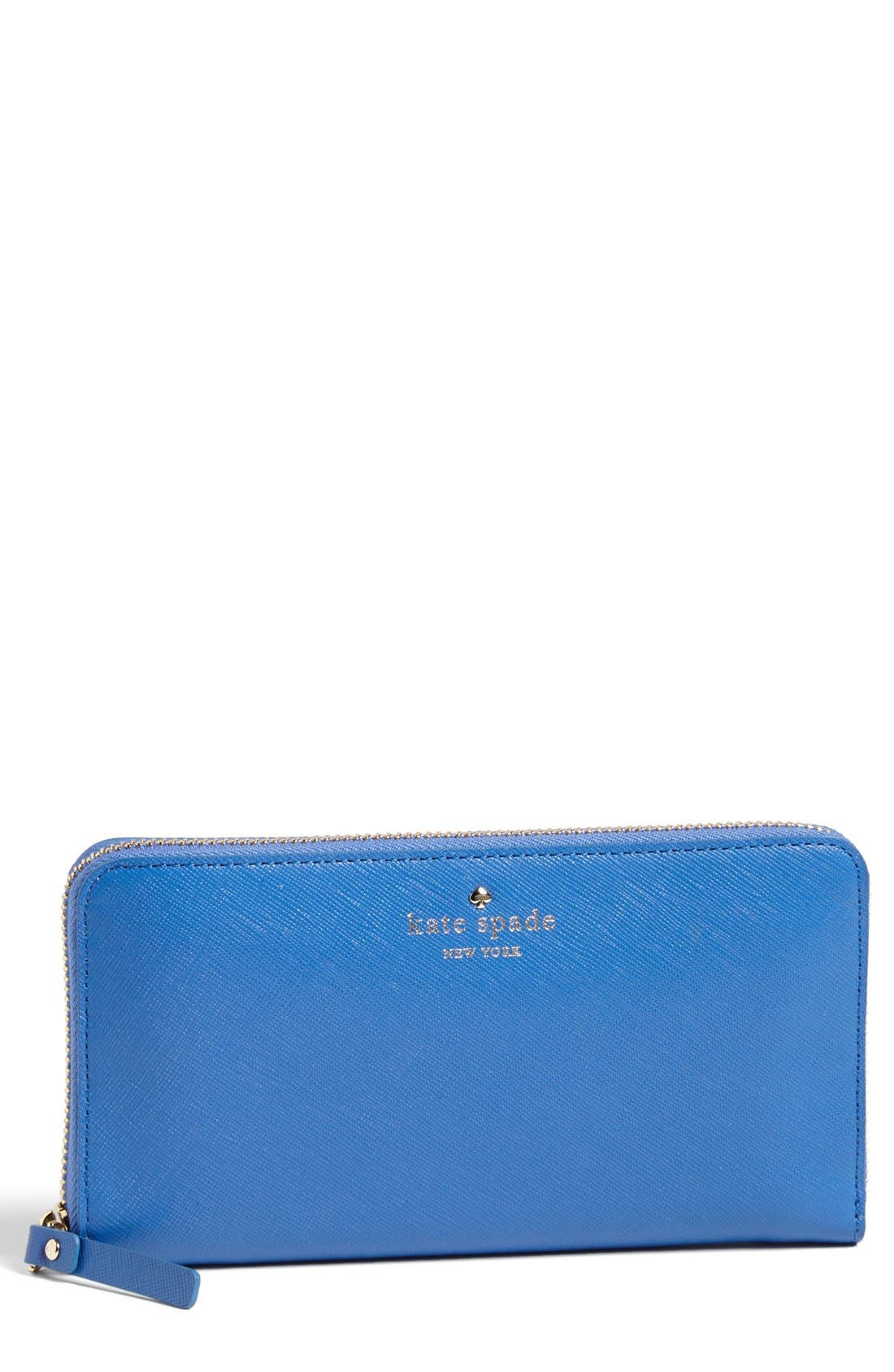 Main Image - kate spade new york 'cherry lane - lacey' wallet