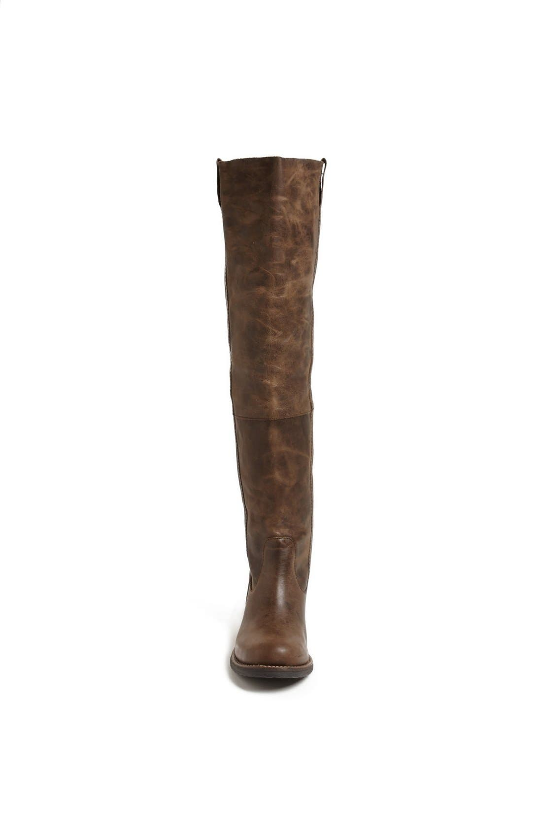 Alternate Image 3  - Steve Madden 'Maisie' Leather Over the Knee Boot