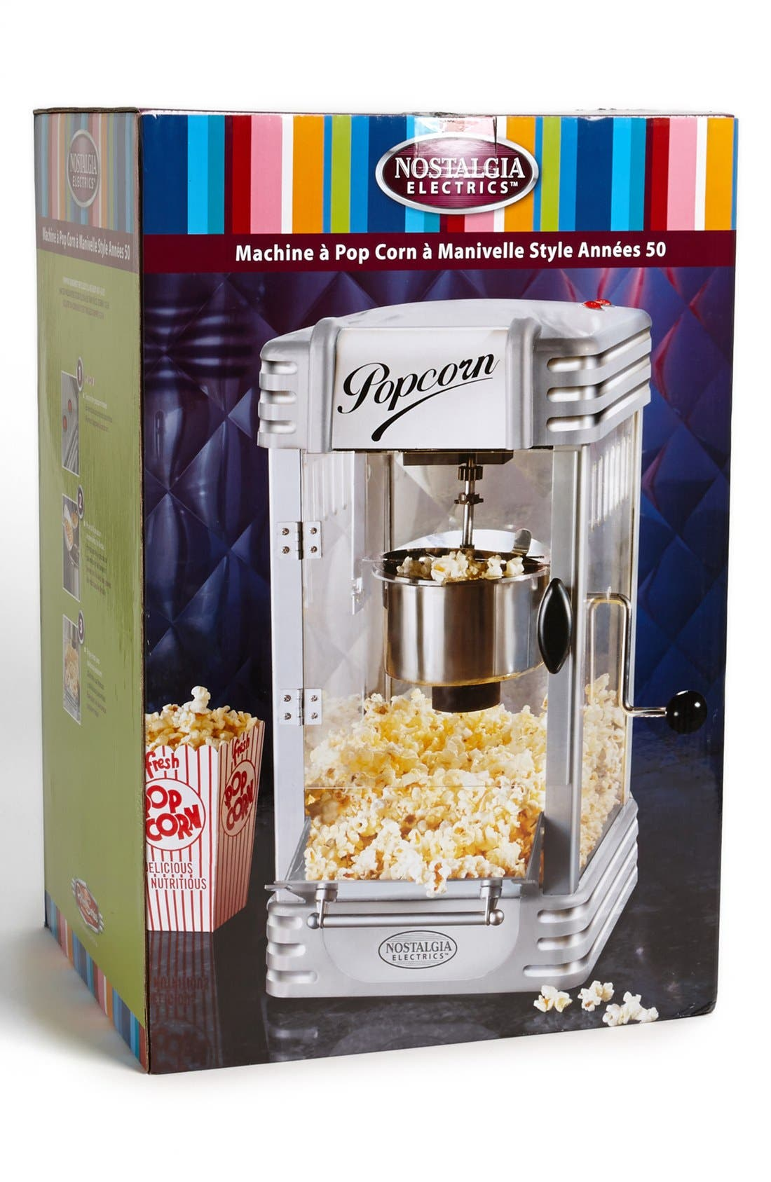 Alternate Image 1 Selected - 'Retro Series' Kettle Popcorn Maker