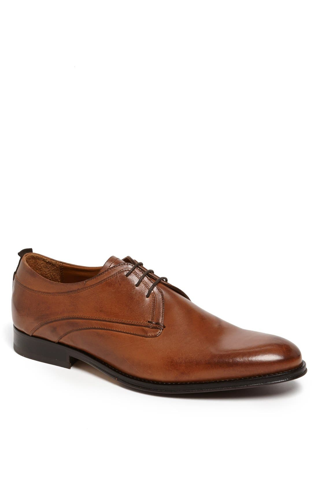 Alternate Image 1 Selected - ALDO 'Tumma' Plain Toe Derby (Men)