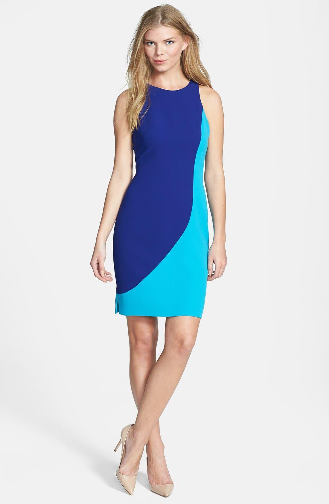 Alternate Image 1 Selected - Rachel Roy Sculpted Dress