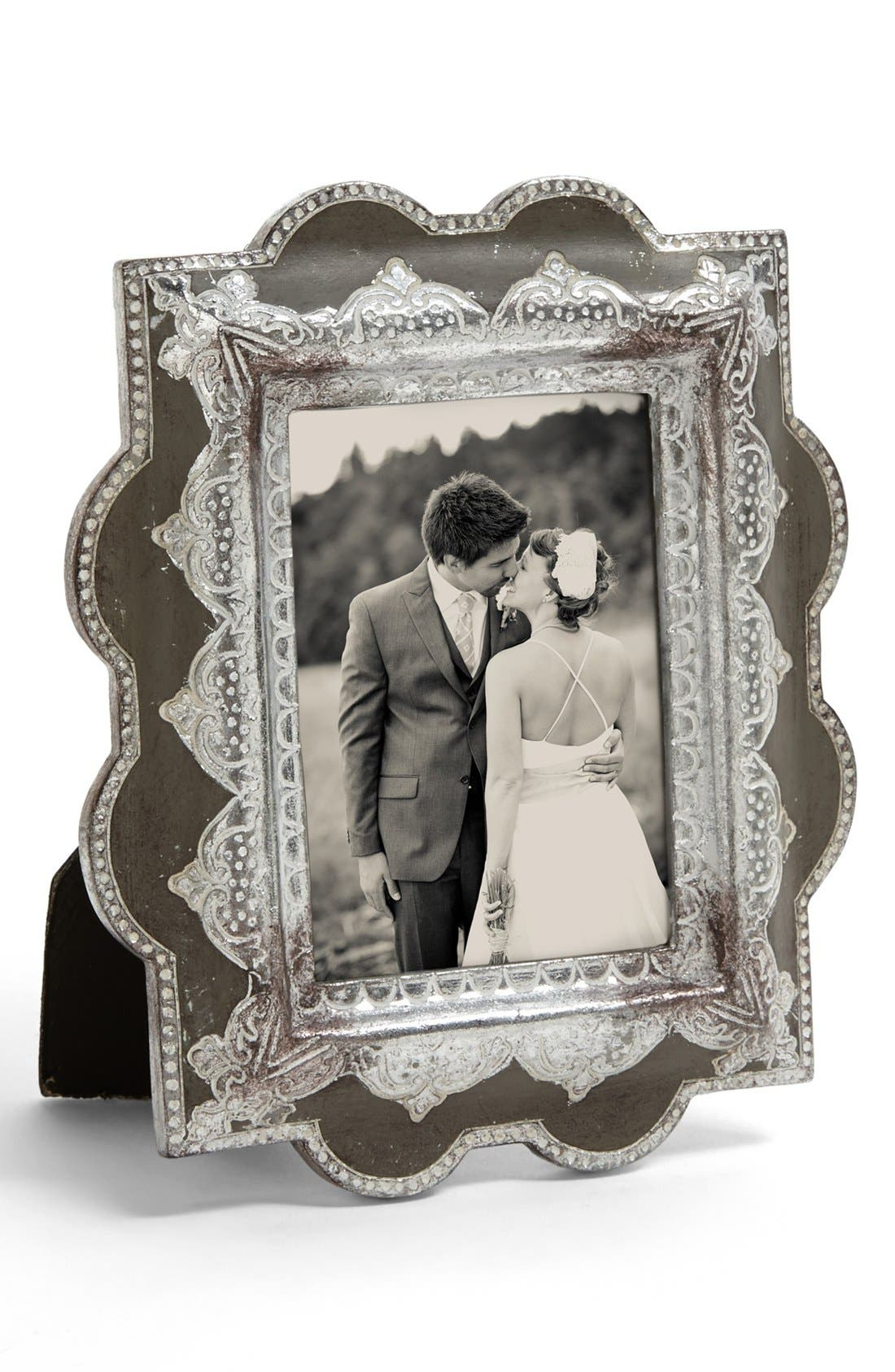 Main Image - 'Lourdes' Stand Picture Frame (2x3)