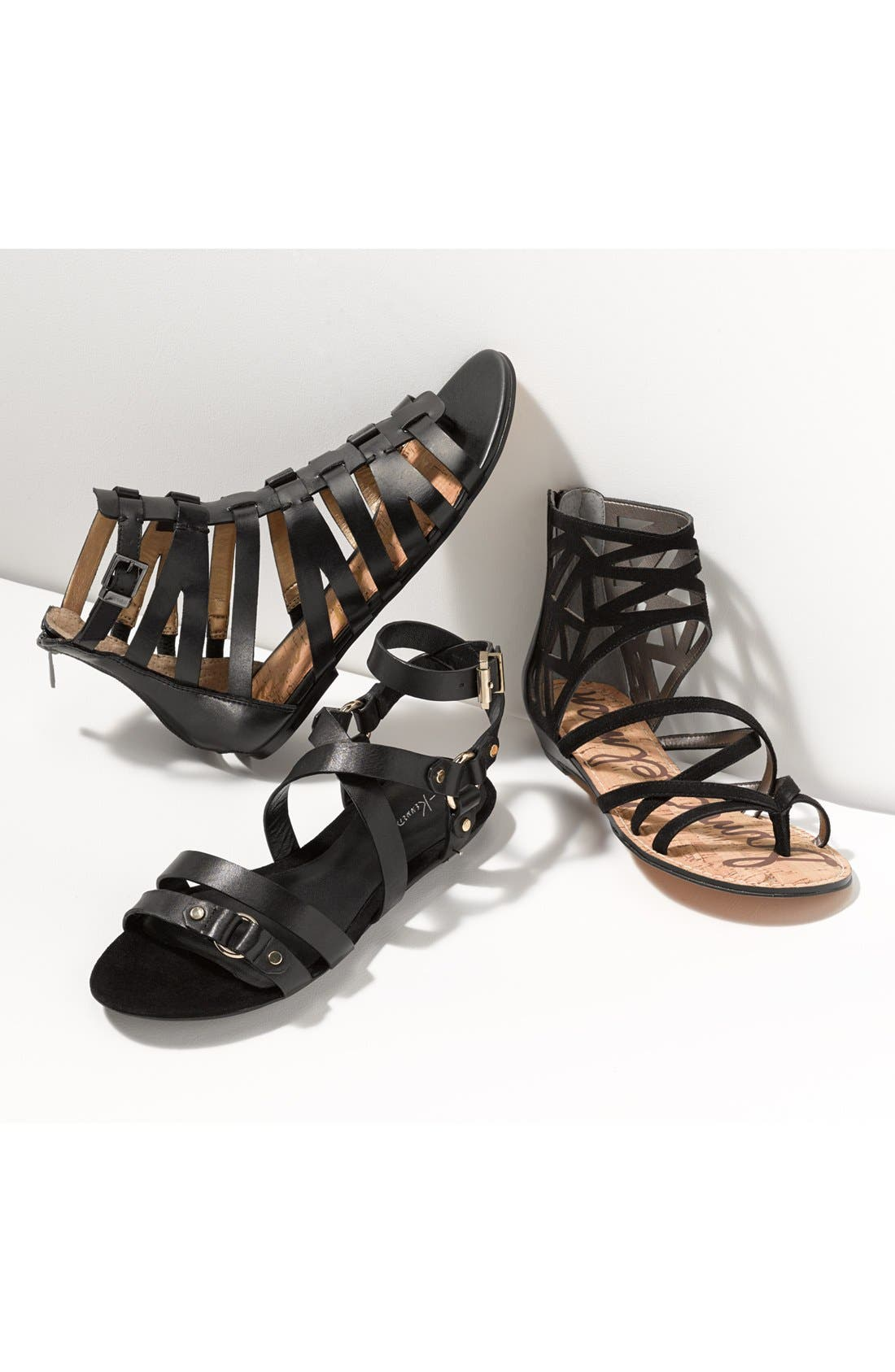 Alternate Image 5  - Sam Edelman 'Dana' Leather Sandal