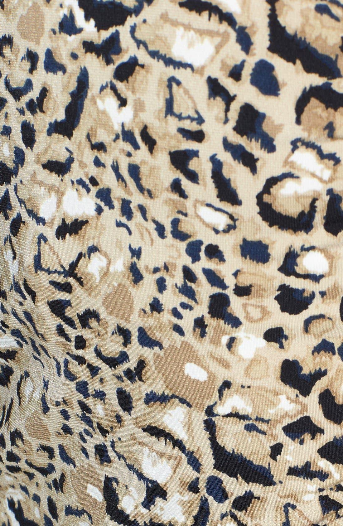 Alternate Image 3  - Vince Camuto 'Animal Rocks' V-Neck Top