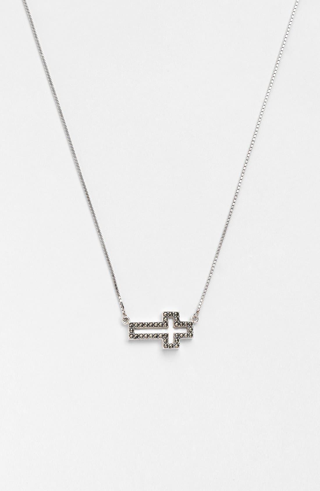 Main Image - Judith Jack 'Angelic' Pendant Necklace