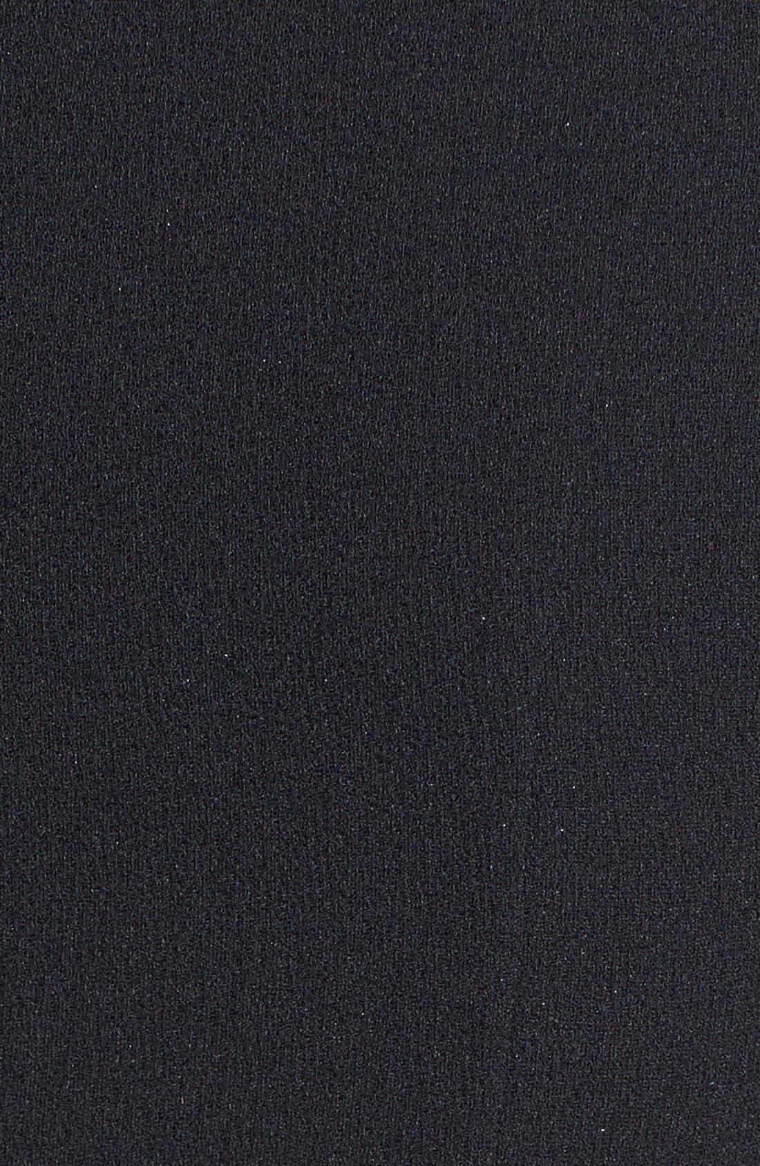 Alternate Image 3  - Topshop Crepe Skater Dress