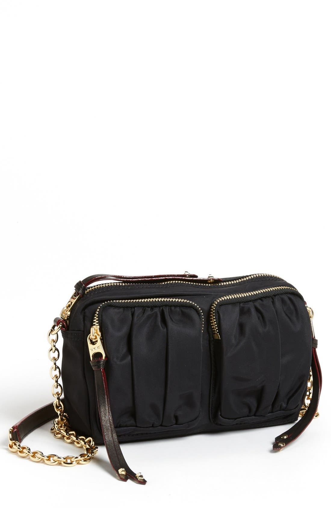 Alternate Image 1 Selected - MZ Wallace 'Penny' Bedford Nylon Crossbody Bag