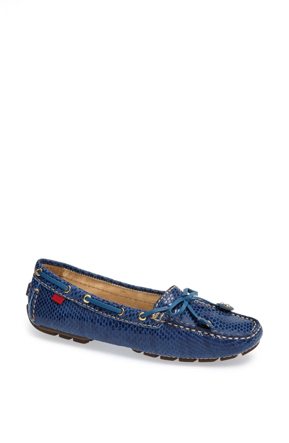 Alternate Image 1 Selected - Marc Joseph New York 'Cypress Hill Snakes' Loafer