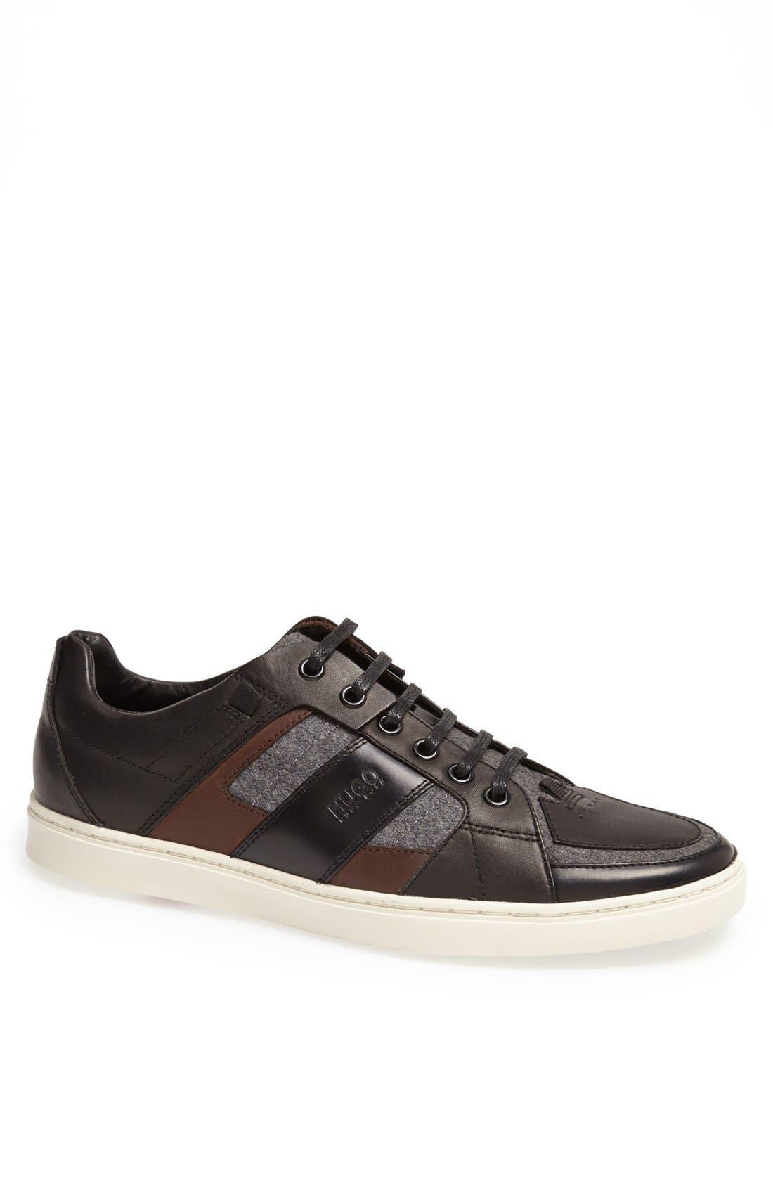 Alternate Image 1 Selected - HUGO 'Raisto' Sneaker