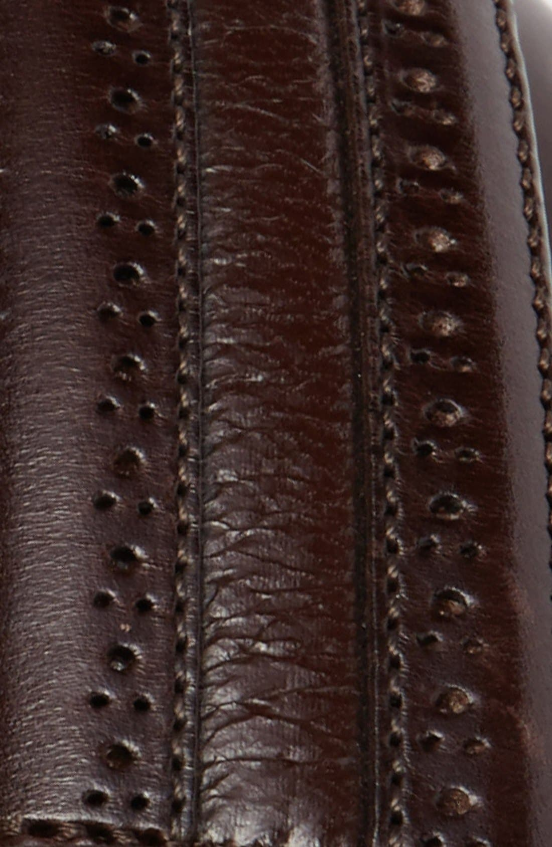 Alternate Image 2  - Mezlan 'Vaqueta' Leather Belt