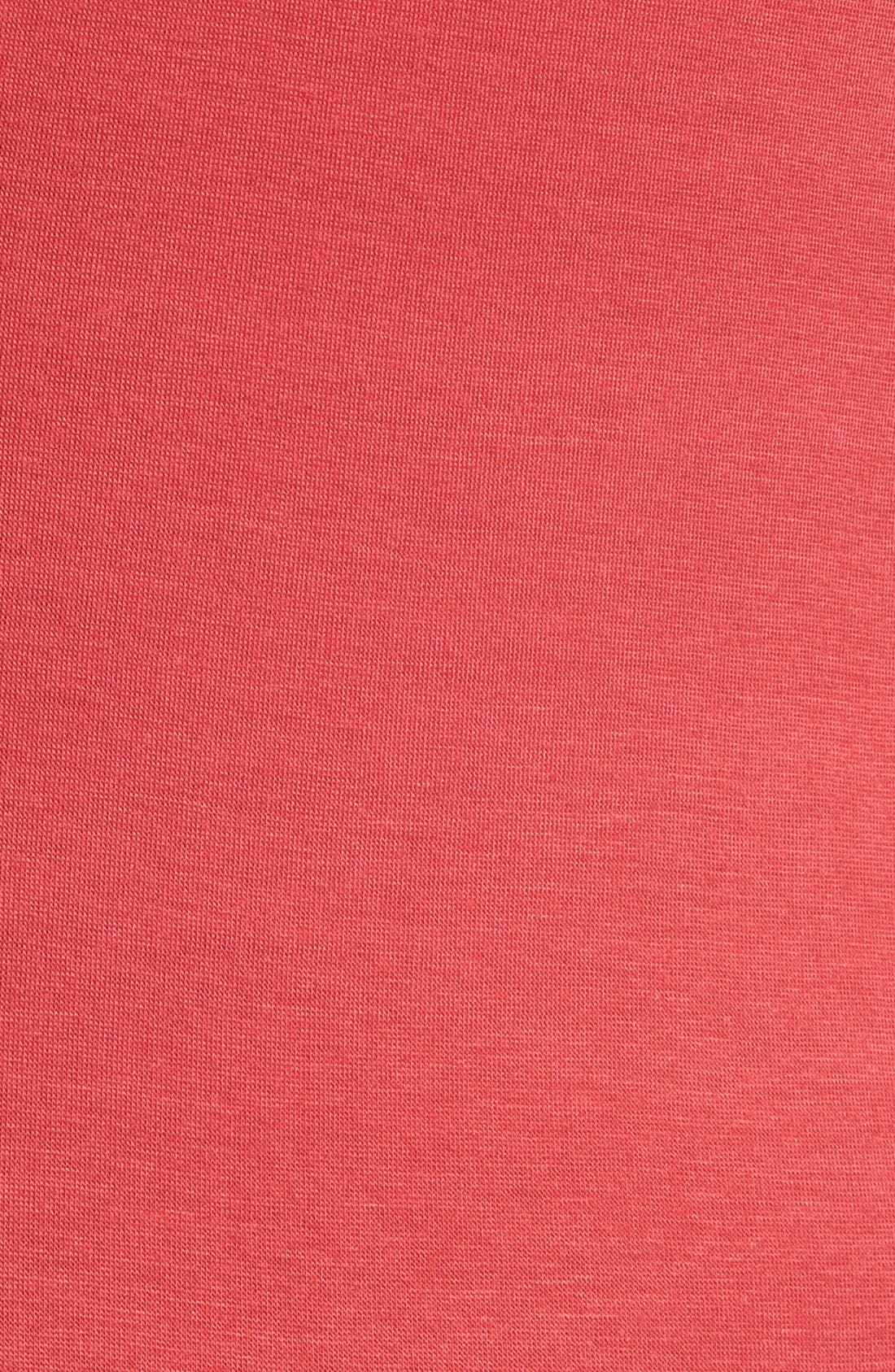 Alternate Image 3  - Everleigh Draped Maxi Dress