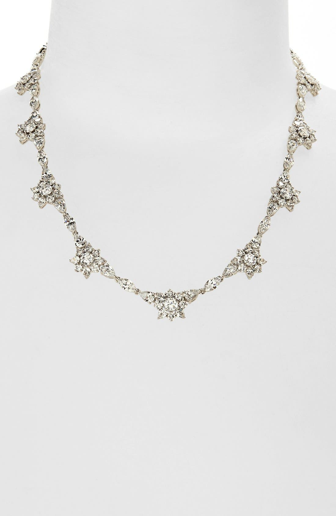 Alternate Image 1 Selected - Nadri 'Flores' All-Around Necklace