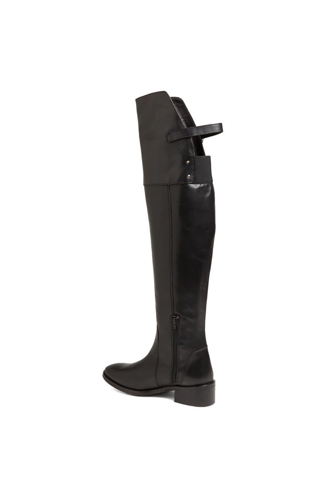 Alternate Image 4  - Topshop 'Destiny' Over the Knee Boot