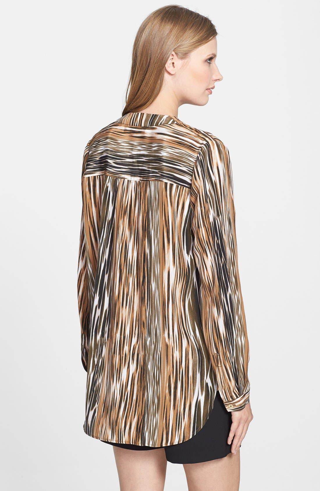 Alternate Image 2  - Diane von Furstenberg 'Danielle' Silk Top