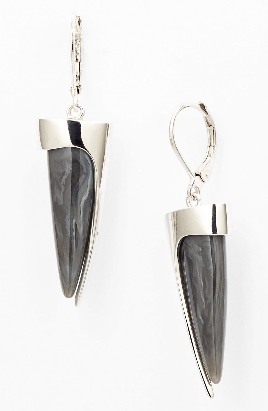 Alternate Image 1 Selected - Vince Camuto 'Thorns & Horns' Drop Earrings