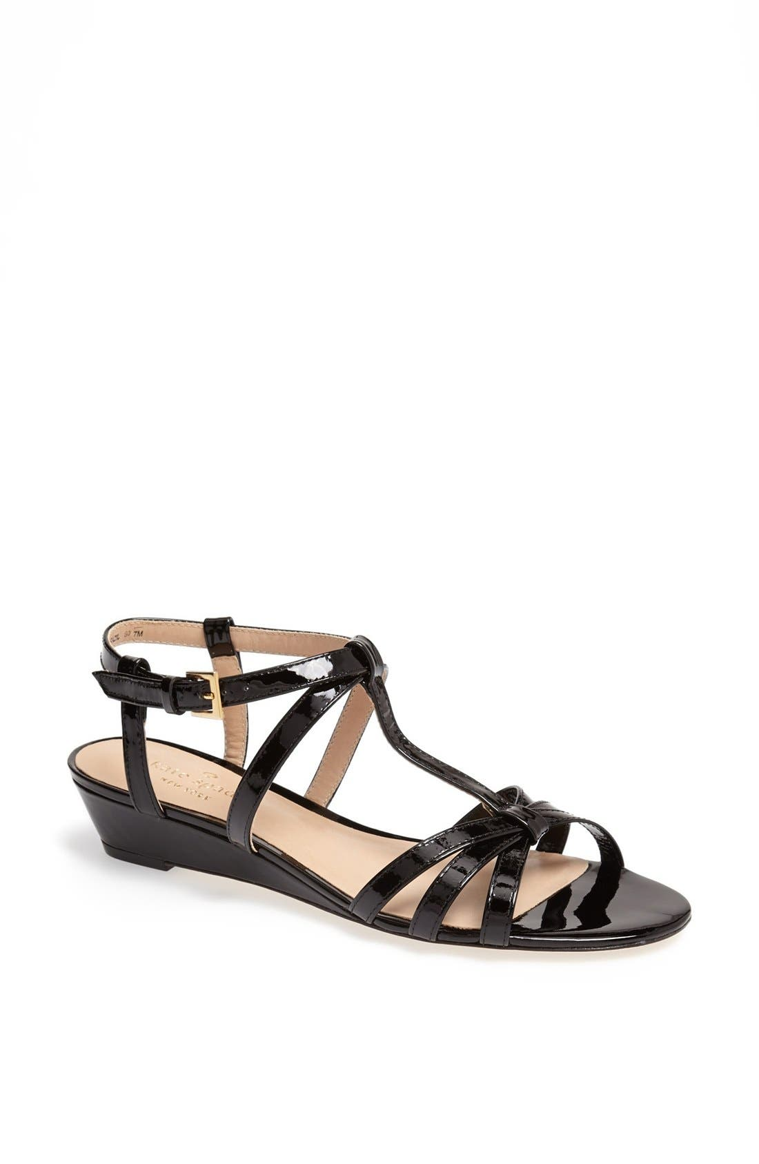Main Image - kate spade new york 'vetta' wedge sandal