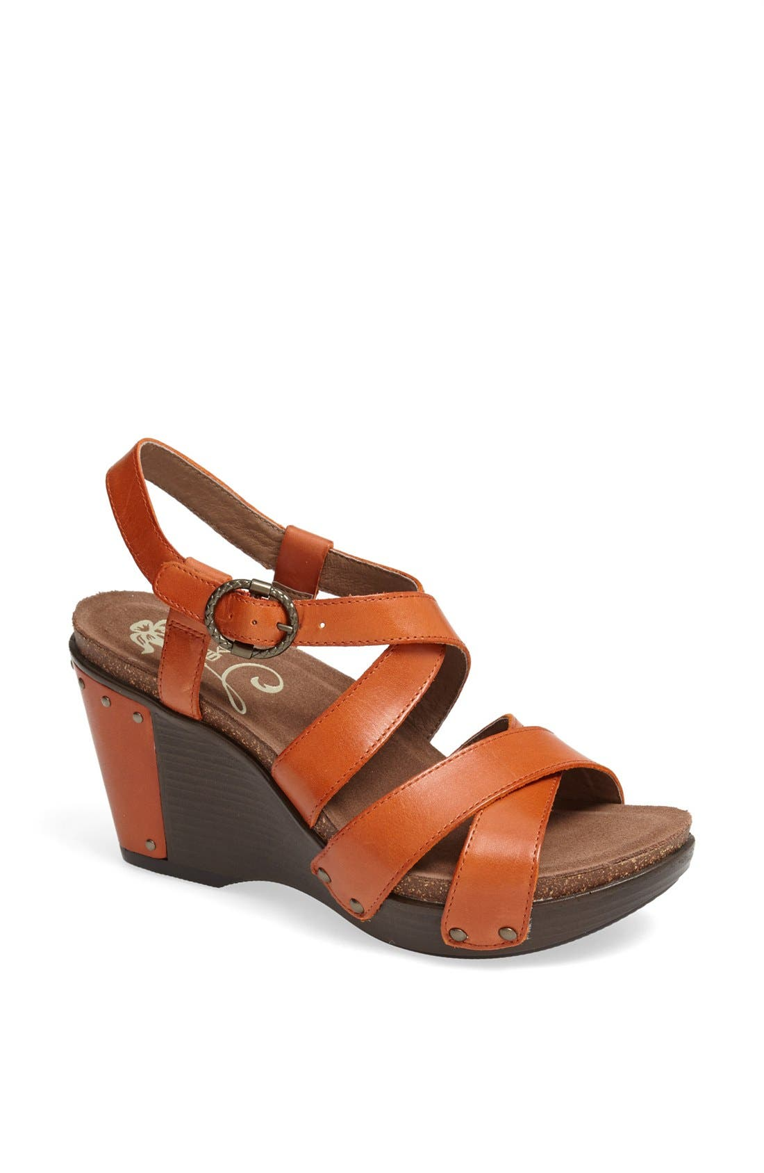 Alternate Image 1 Selected - Dansko 'Frida' Sandal