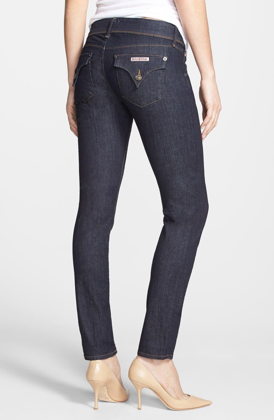 Alternate Image 2  - Hudson Jeans 'Collin' Skinny Jeans (Foley)