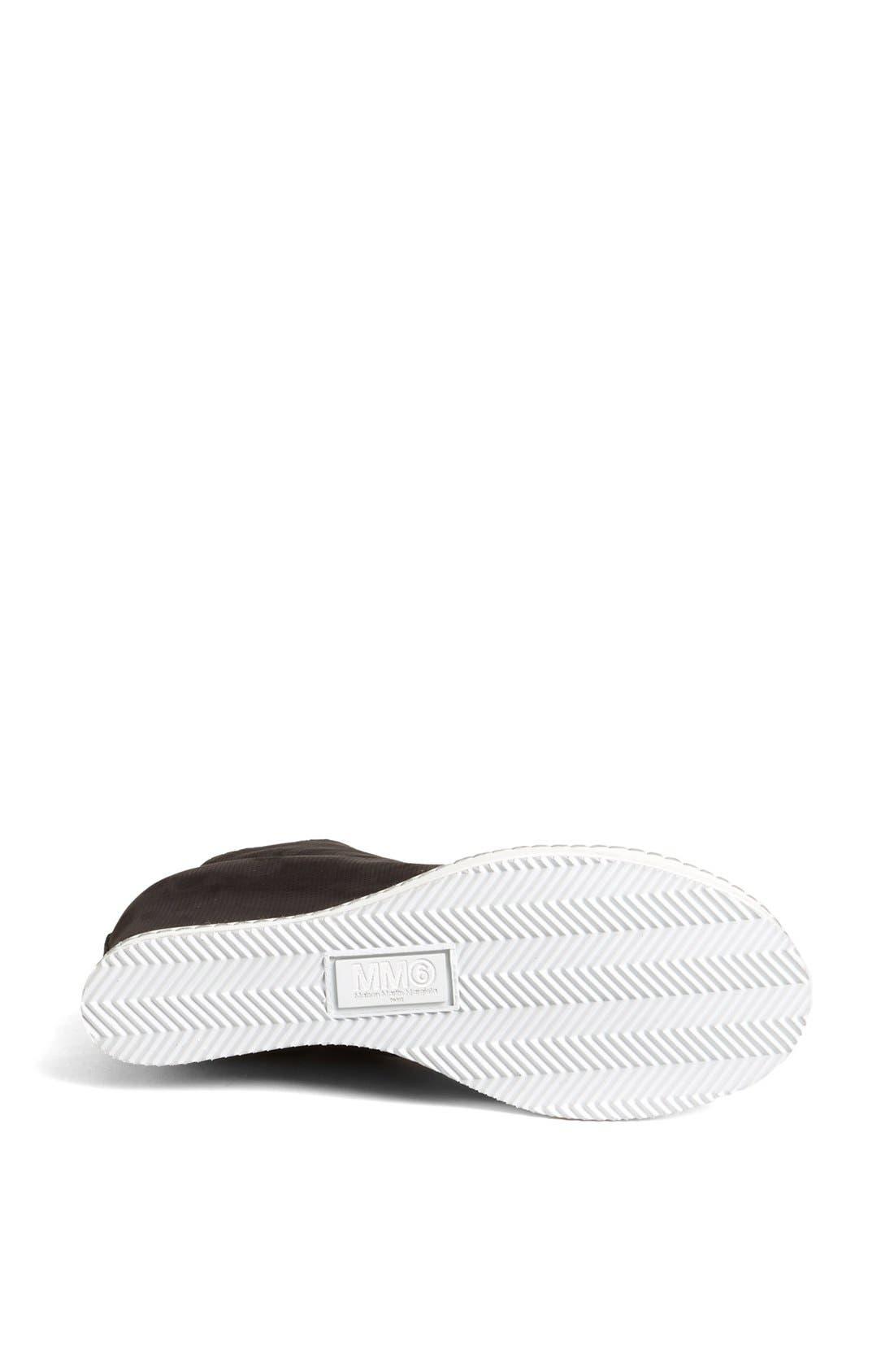 Alternate Image 4  - MM6 Maison Margiela Wedge Sneaker (Online Only)