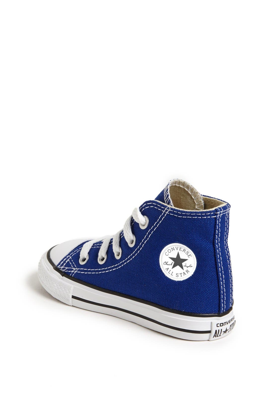 Alternate Image 2  - Converse Chuck Taylor® All Star® High Top Sneaker (Baby, Walker, Toddler & Little Kid)