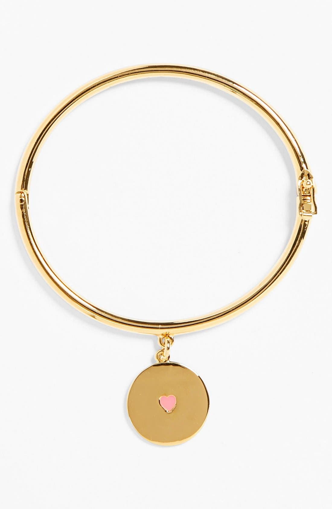 Alternate Image 2  - kate spade new york 'bridal - let's go steady' hinged charm bangle