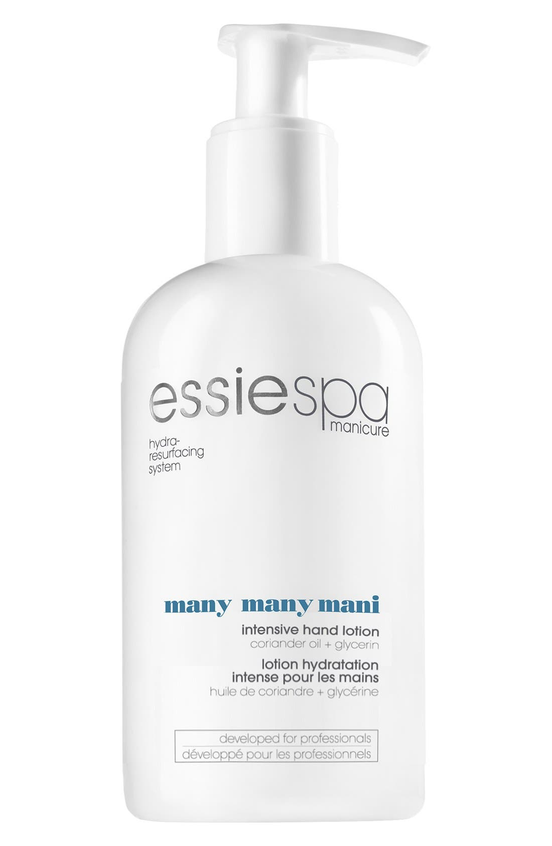 essie® 'Many Many Mani' Intensive Hand Lotion