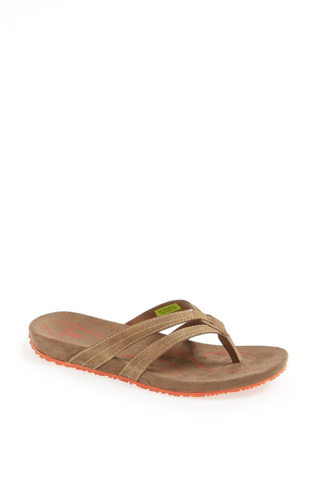 Alternate Image 1 Selected - Ahnu 'Hanaa' Sandal