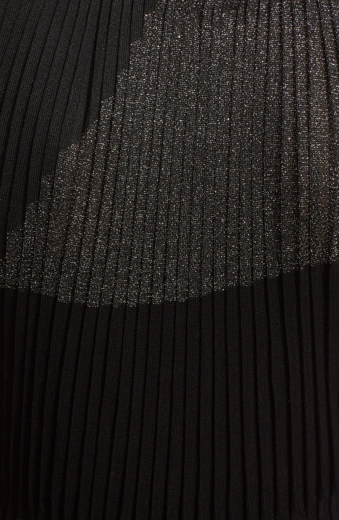 Alternate Image 3  - Missoni Geometric Plissé Dress