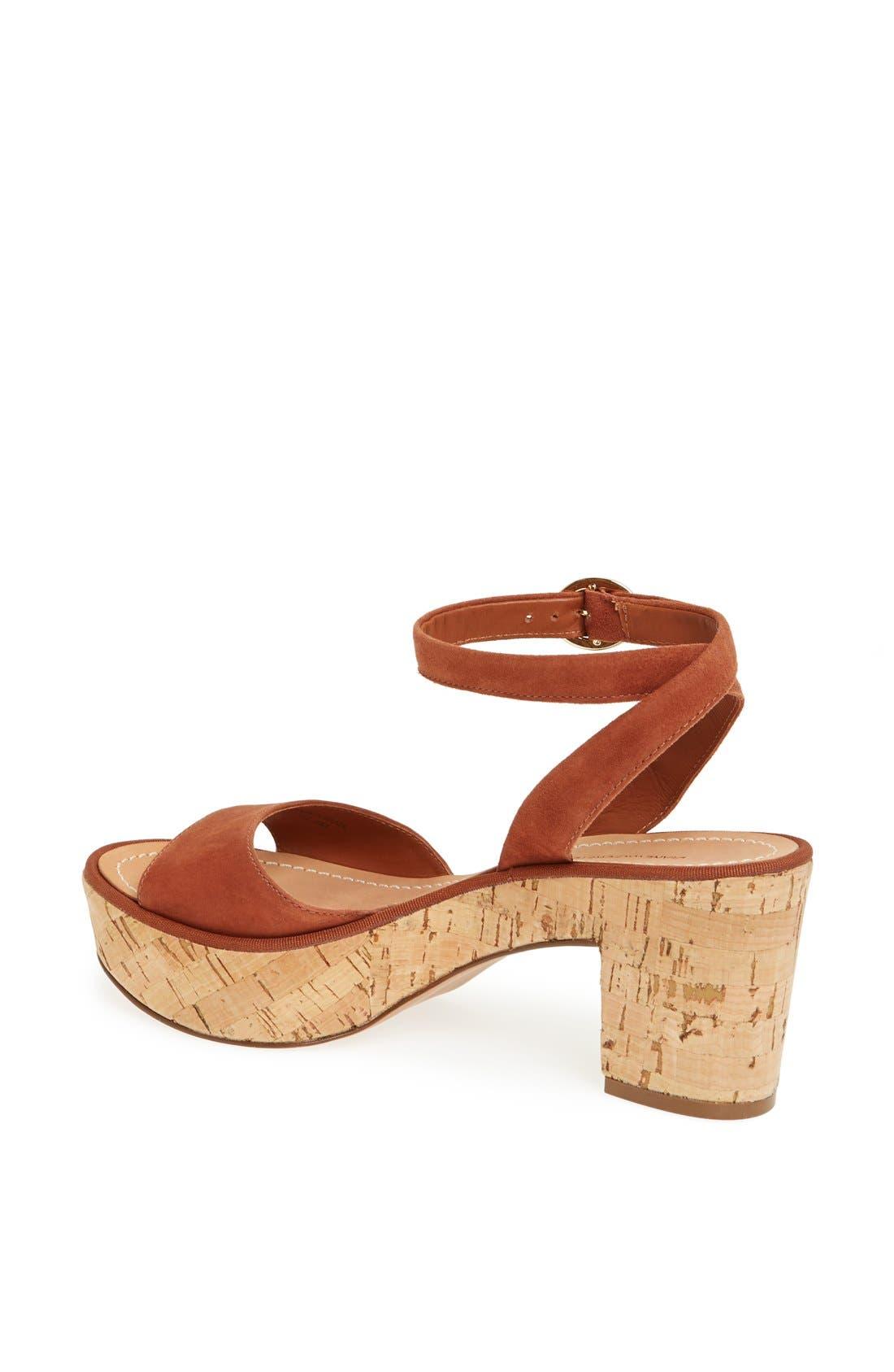 Alternate Image 2  - Diane von Furstenberg 'Odelia' Sandal (Online Only)