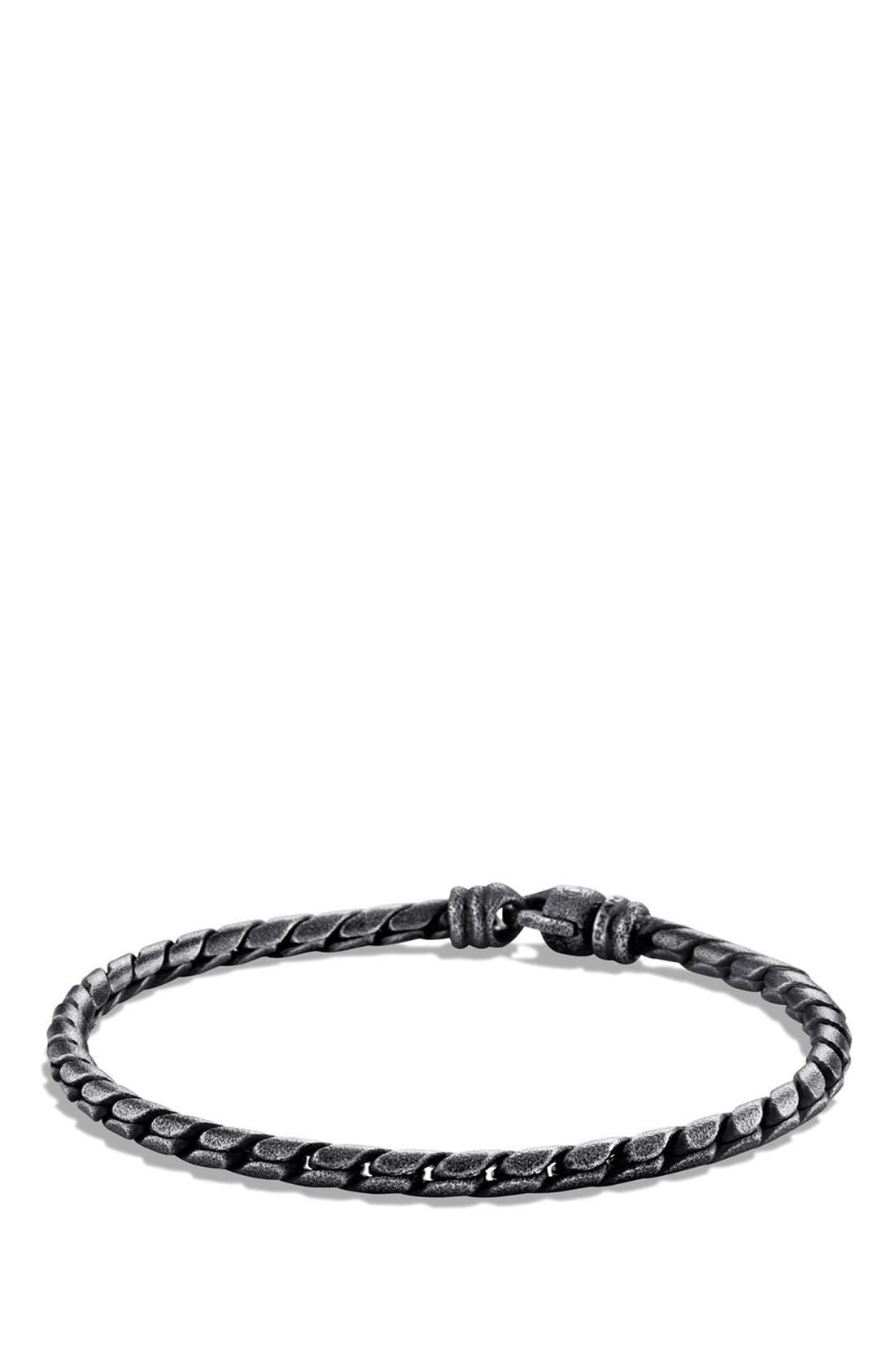Alternate Image 1 Selected - David Yurman 'Chain' Cobra Chain Bracelet