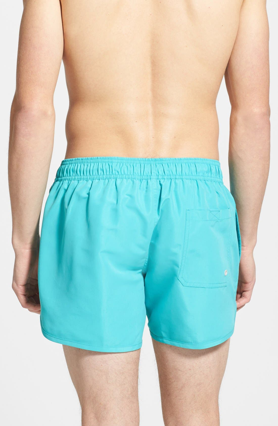 Alternate Image 2  - Topman Swim Trunks