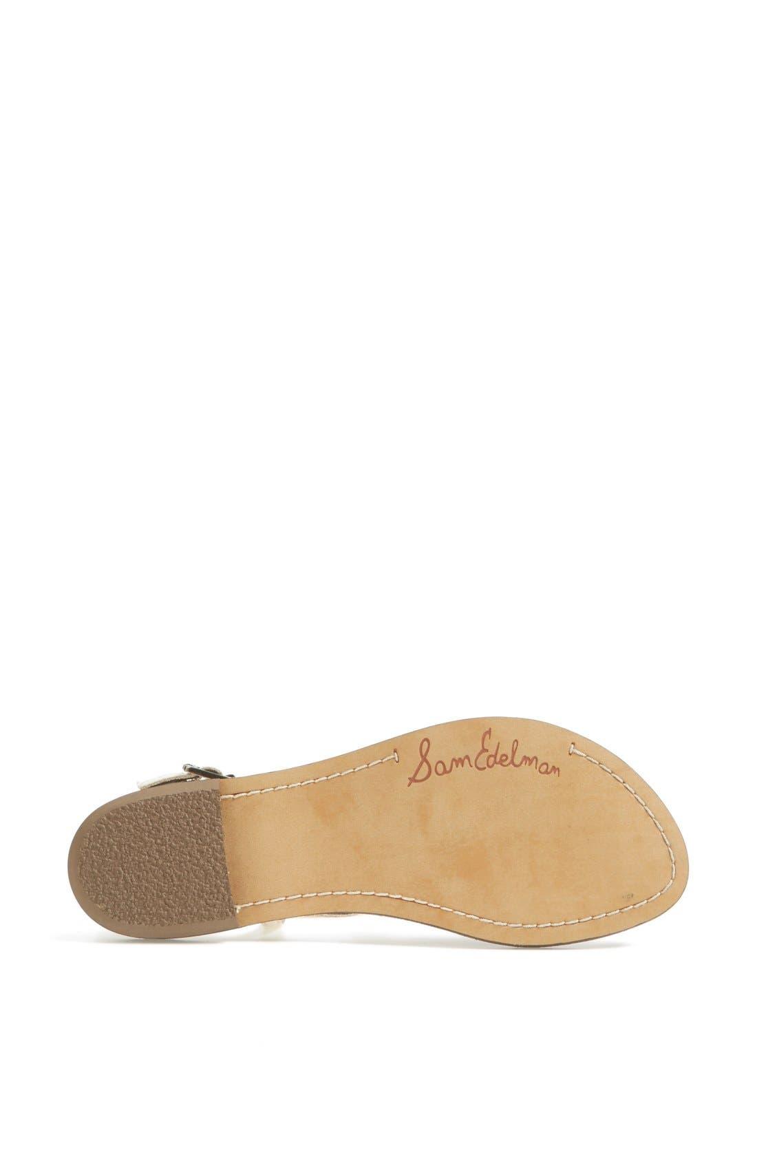 Alternate Image 4  - Sam Edelman 'Gigi' Sandal (Limited Edition)