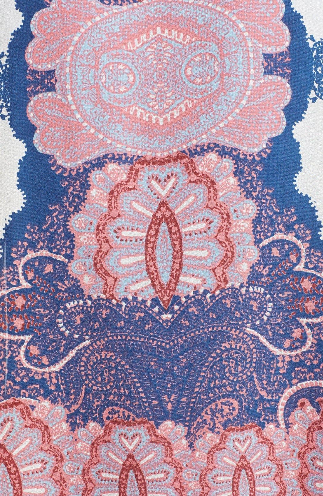Alternate Image 4  - Free People 'Marla' Print Shift Dress