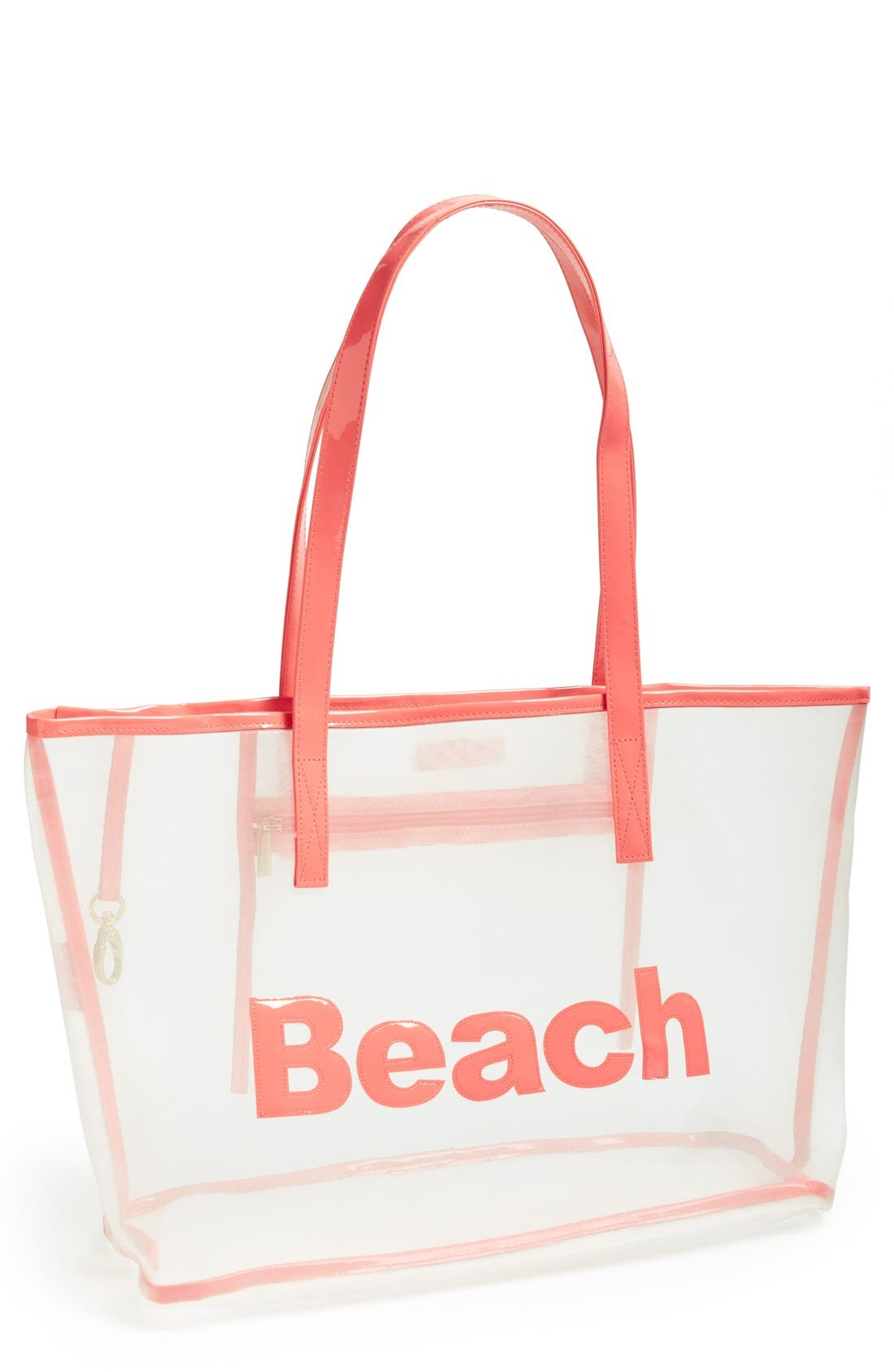 Alternate Image 1 Selected - Lolo 'Amy - Beach' Mesh Tote