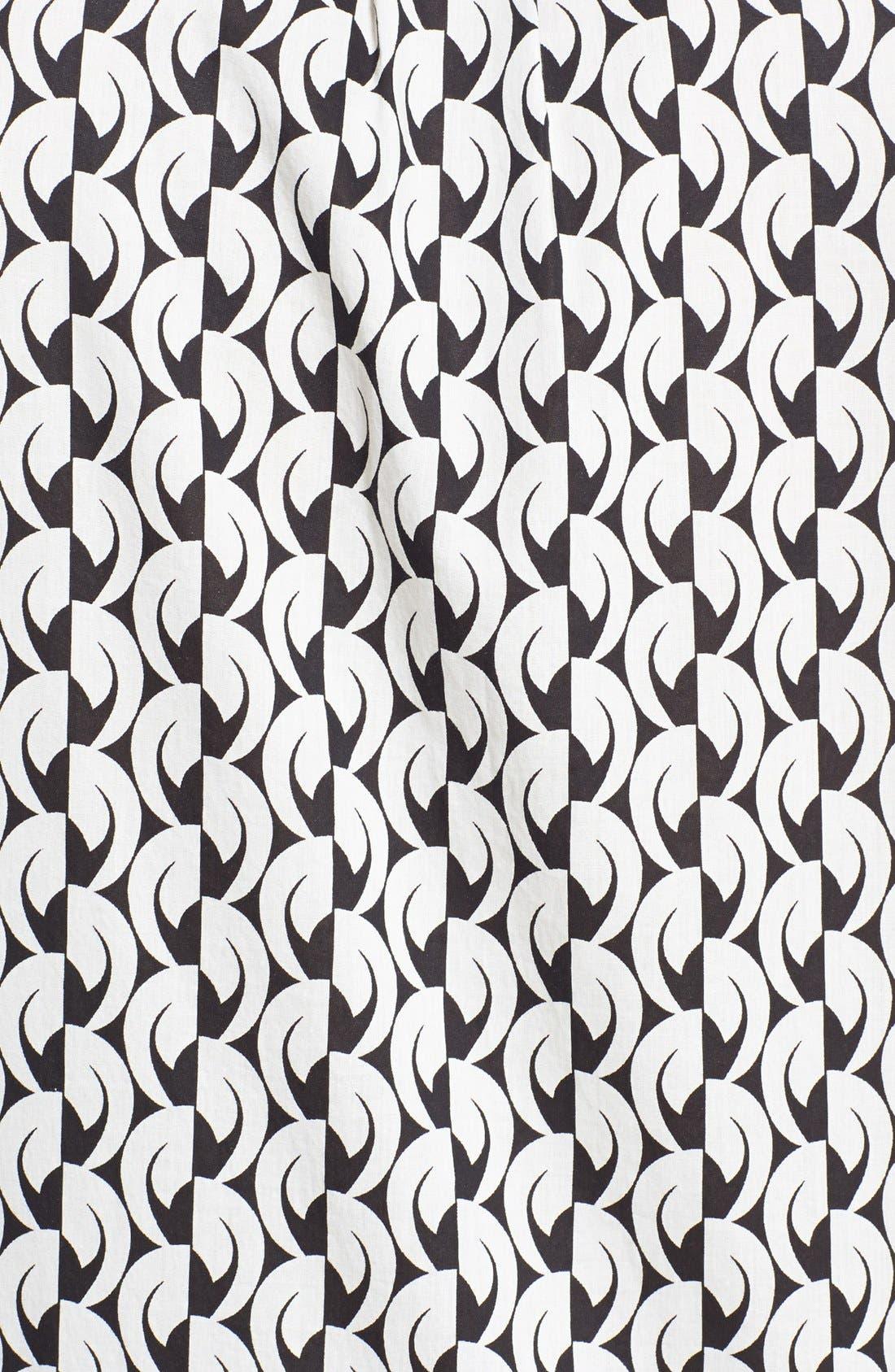 Alternate Image 3  - MARC BY MARC JACOBS 'Bellflower' Print Short Sleeve Sport Shirt