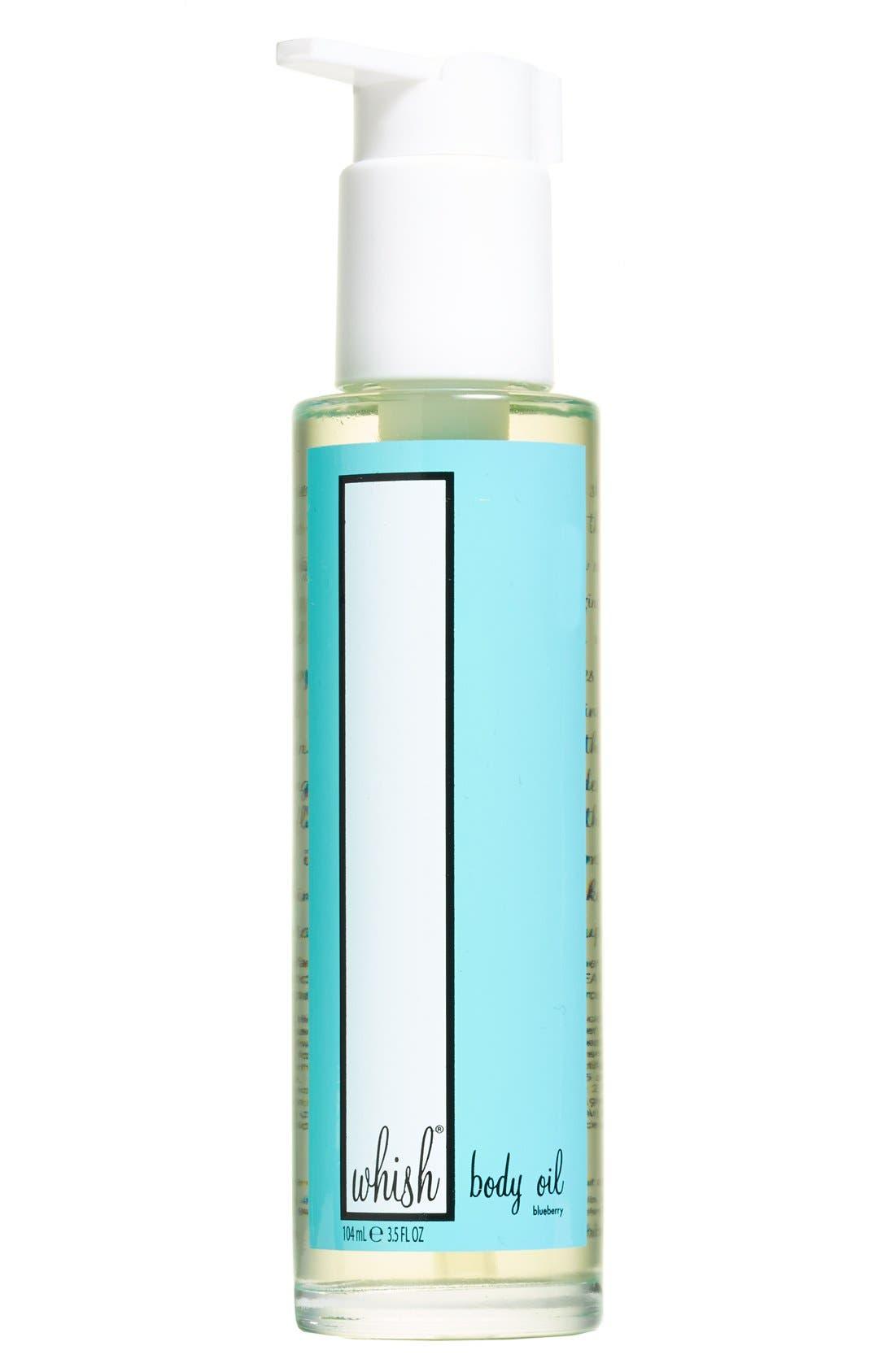 Whish™ Body Oil